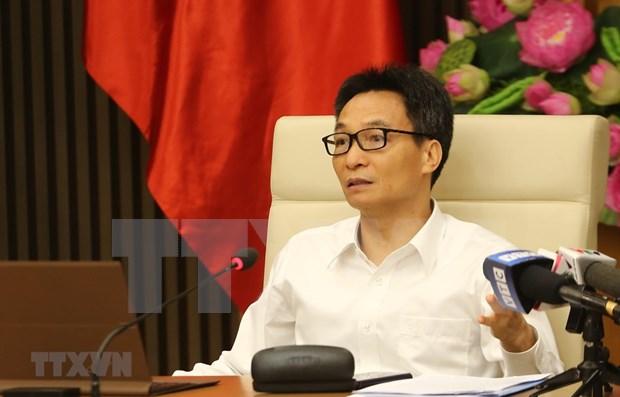Le Vietnam est determine a prevenir le COVID-19 a l'approche de l'hiver hinh anh 1
