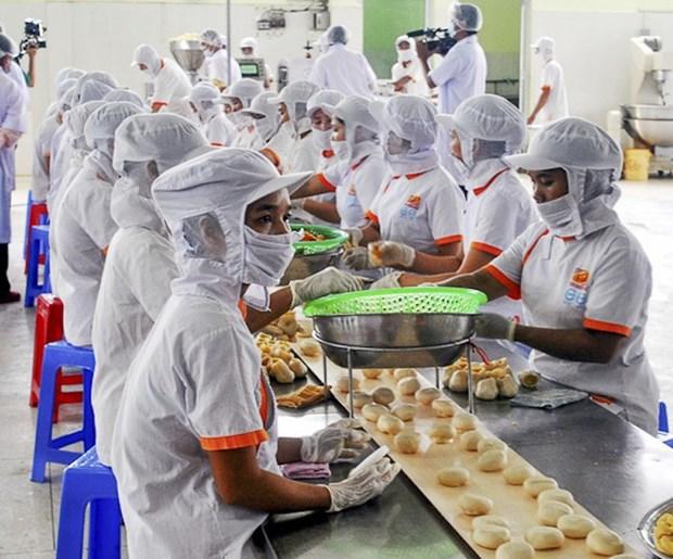 Les cereales et confiseries vietnamiennes populaires aux Etats-Unis hinh anh 1
