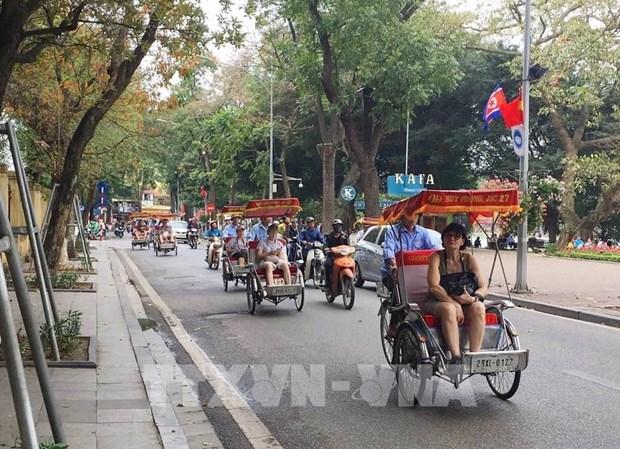 Le tourisme de Hanoi sort progressivement de la grisaille hinh anh 1