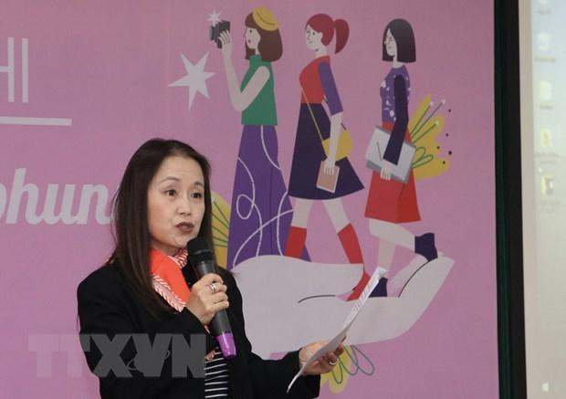 Le FNUAP offre de « kits de dignite » a des femmes vietnamiennes hinh anh 1