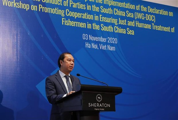 Promotion de la cooperation ASEAN-Chine pour un traitement juste et humain aux pecheurs hinh anh 1