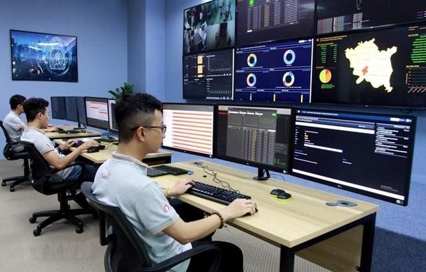 Les cyberattaques contre les systemes d'information en baisse de 7,8% hinh anh 1