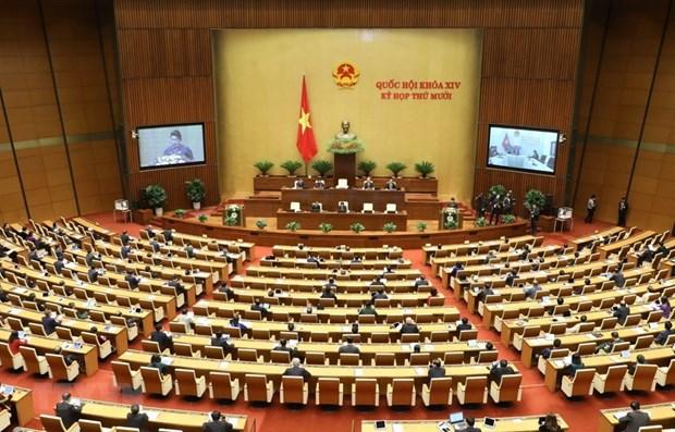AN : debat sur les questions socio-economiques et le budget de l'Etat hinh anh 1