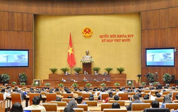 Le developpement socio-economique national en debat parlementaire hinh anh 1