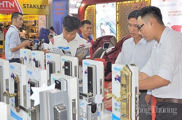 L'Exposition internationale Vietbuild 2020 s'ouvre a Ho Chi Minh-Ville hinh anh 1