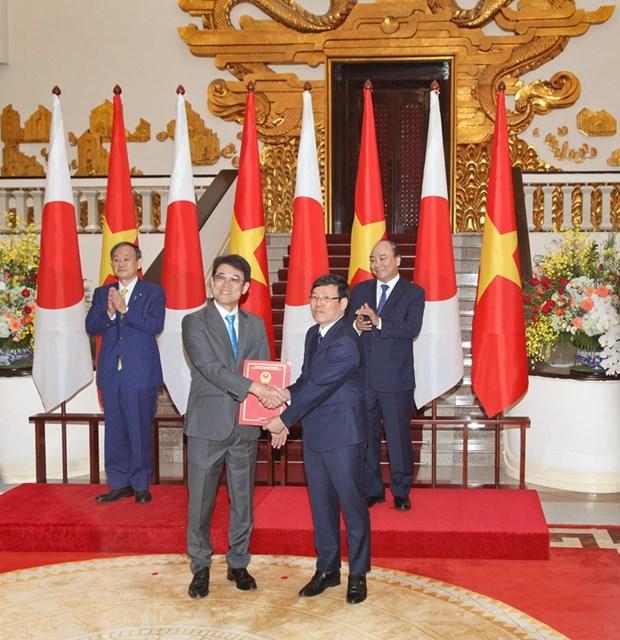 Vinh Phuc octroie un certificat d'investissement a la SARL Toto Vietnam hinh anh 1