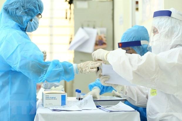Coronavirus : le Vietnam recense deux nouveaux cas importes hinh anh 1