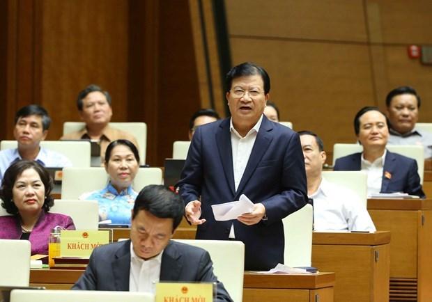 Le gouvernement etablira les cartes detaillees des risques d'intemperies hinh anh 1