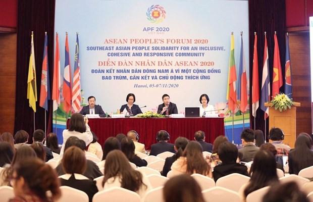 ASEAN 2020 : seminaire sur l'autonomisation economique des femmes hinh anh 1