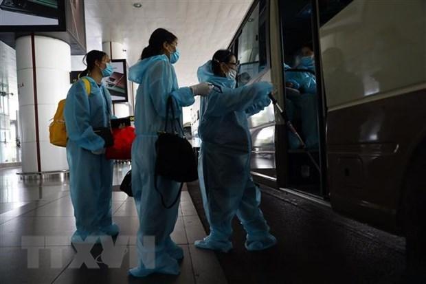 Aucun cas de transmission locale du coronavirus depuis 66 jours hinh anh 1