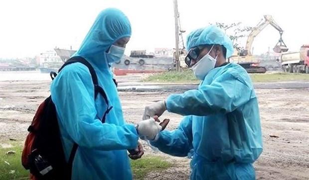 COVID-19 : le Vietnam signale un cas importe supplementaire hinh anh 1