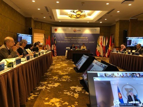 L'AUF œuvre a renforcer l'enseignement superieur vietnamien hinh anh 2