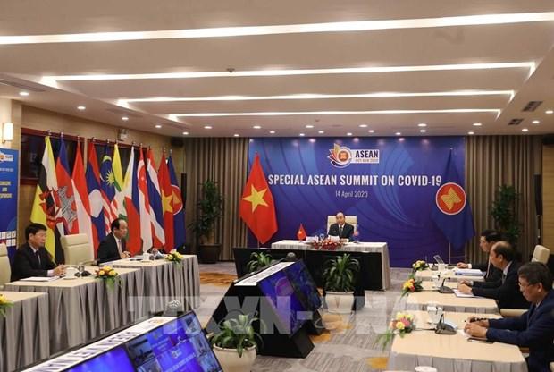 Le Vietnam joue un role important dans la promotion de la cooperation Russie-ASEAN hinh anh 1