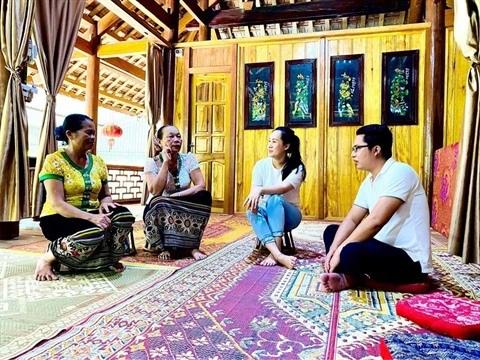 Les ambassadrices de la culture Thai hinh anh 3