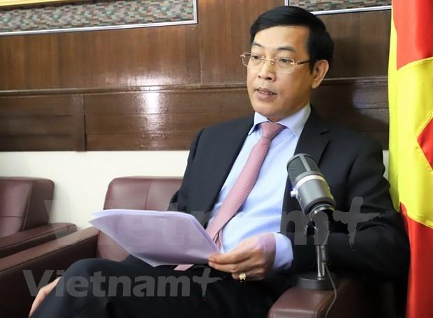 L'Association des Vietnamiens de Macao voit le jour hinh anh 1