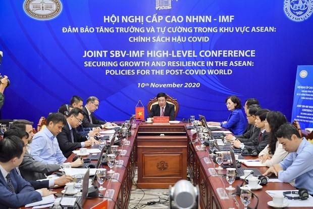 ASEAN 2020 : promouvoir la reprise economique apres le COVID-19 hinh anh 1