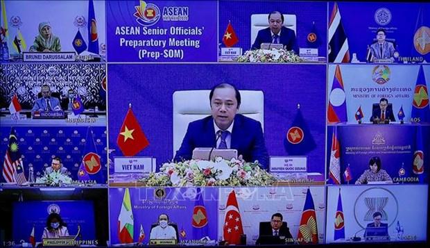 ASEAN 2020 : un specialiste indonesien apprecie la presidence vietnamienne hinh anh 1