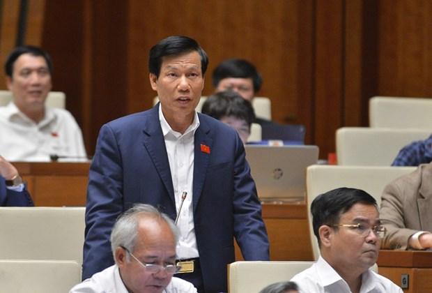 Questions au gouvernement: les sujets abordes au deuxieme jour hinh anh 1