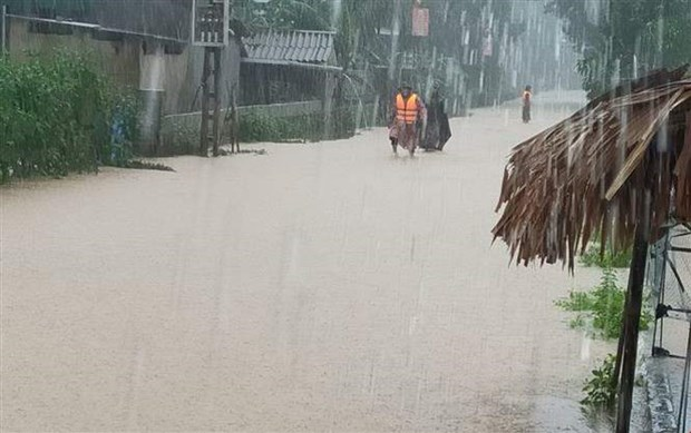 Inondations : assistance canadienne aux sinistres du Centre hinh anh 1