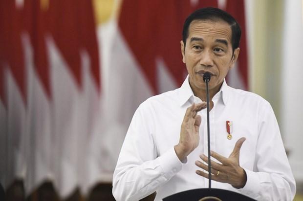 ASEAN 2020: le president indonesien exhorte l'ASEAN et la Chine a harmoniser les politiques hinh anh 1