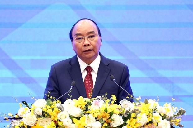 Forum de Paris sur la paix: le Vietnam appelle a placer les gens au cœur des politiques hinh anh 1