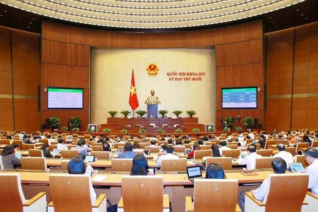 L'AN adopte des propositions de nomination et le devis budgetaire hinh anh 1