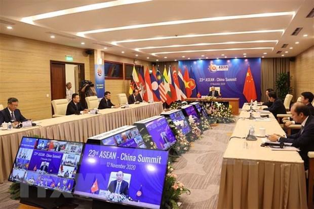 ASEAN 2020: le PM thailandais appelle l'ASEAN et la Chine a cooperer dans la lutte contre la pauvrete hinh anh 1