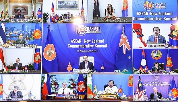 Le PM exhorte la Nouvelle-Zelande a s'ouvrir plus aux produits aseaniens hinh anh 1