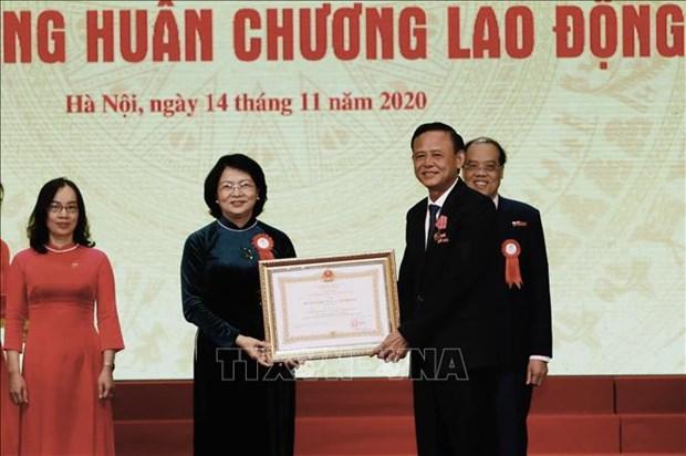 L'agriculture reste un socle de l'economie, dit la vice-presidente hinh anh 1