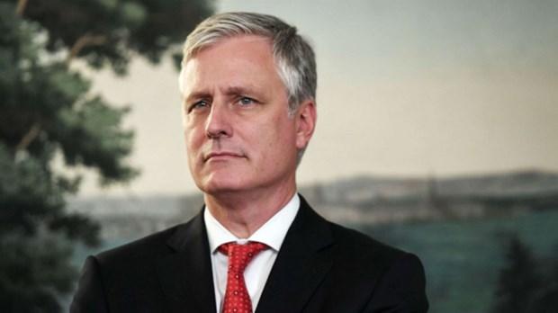 Le conseiller a la securite nationale americaine R. O'Brien assiste au Sommet ASEAN-Etats-Unis hinh anh 1