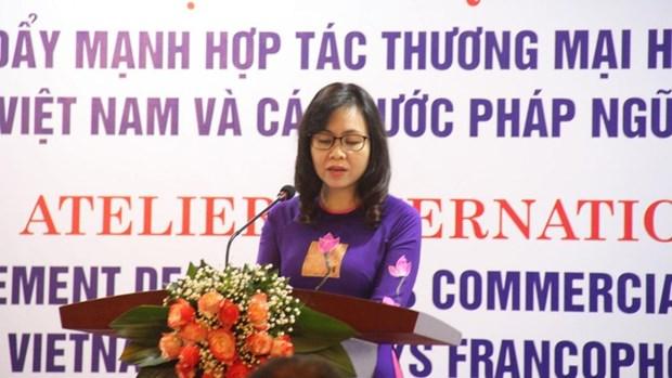 Commerce post-coronavirus: le Vietnam regarde du cote de l'Afrique francophone hinh anh 2