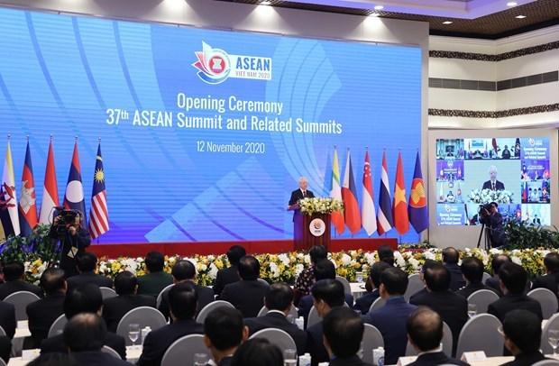"""Le Vietnam fait """"mieux que prevu"""" en tant que president de l'ASEAN hinh anh 1"""