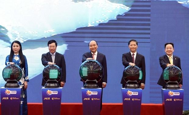 L'ASEAN lance son reseau logistique intelligent hinh anh 1