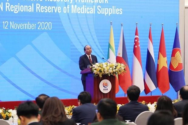 Un plan de relance global pour l'ASEAN hinh anh 1