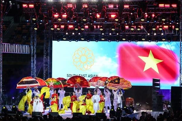Les SEA Games 31 et ASEAN Para Games 11 sur le depart hinh anh 1
