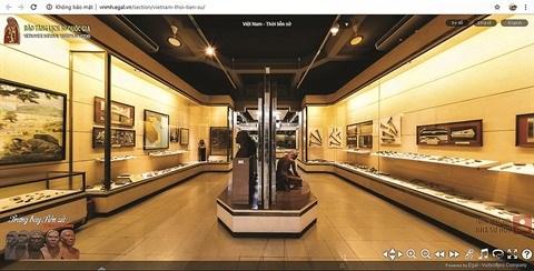 Musee virtuel, la necessaire transformation face au COVID-19 hinh anh 1