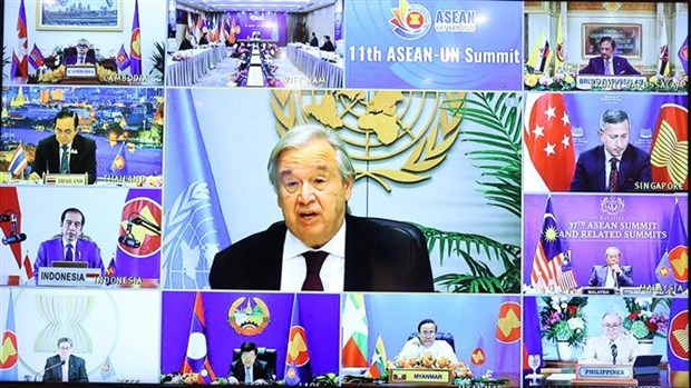 ASEAN 2020 : le partenariat integral ASEAN-ONU devient plus fort que jamais hinh anh 1