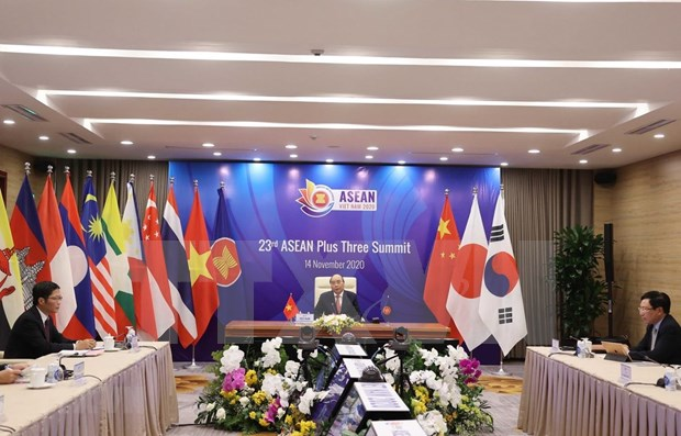 L'ASEAN + 3 renforce la resilience economique et financiere face aux defis emergents hinh anh 1