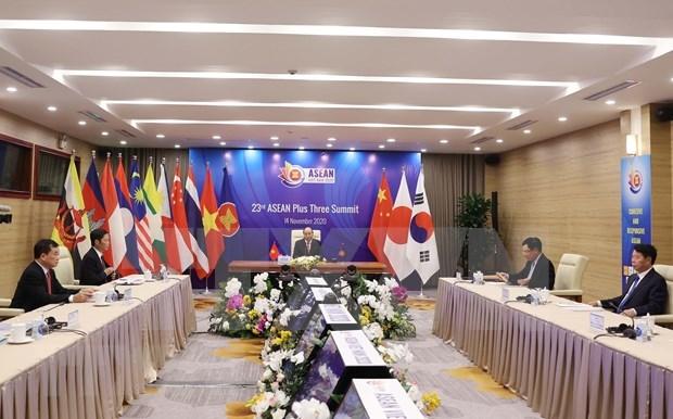 ASEAN 2020: de nouvelles opportunites offertes aux entreprises de l'ASEAN hinh anh 1