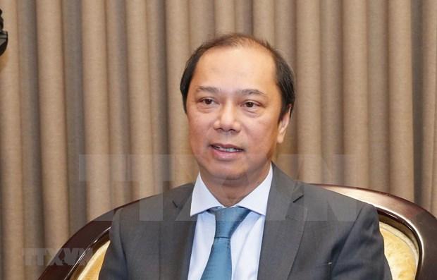 Le Vietnam deploie de gros efforts pour achever la presidence de l'ASEAN hinh anh 1