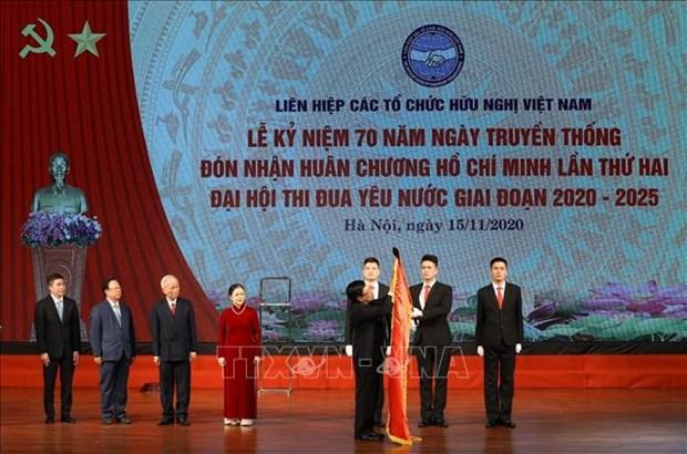 Valoriser le role et les atouts des activites diplomatiques populaires dans la nouvelle situation hinh anh 1