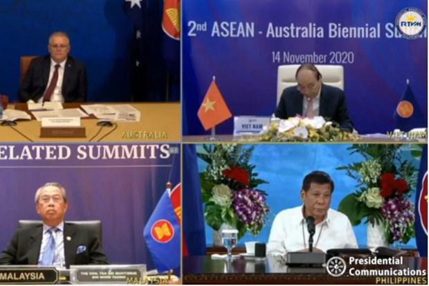 L'ASEAN et l'Australie partagent l'objectif de maintenir la paix et la stabilite en Mer Orientale hinh anh 1