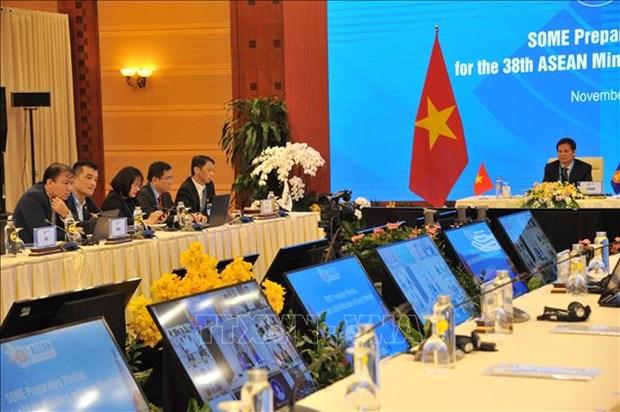 L'ASEAN vise a augmenter la part des renouvelables a 23% en 2025 hinh anh 1