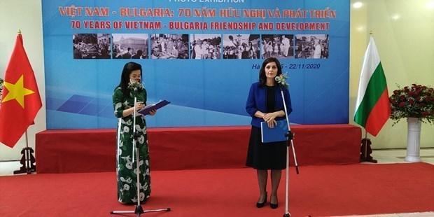 Le Vietnam et la Bulgarie entretiennent des liens plus etroits que jamais hinh anh 1