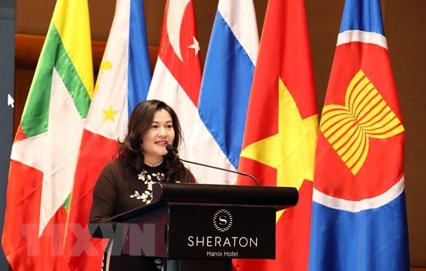 Promotion des droits des femmes et des enfants au sein de l'ASEAN hinh anh 1