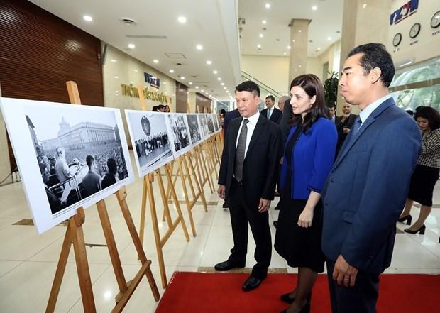 Les 70 ans d'amitie Vietnam-Bulgarie en grand format hinh anh 1