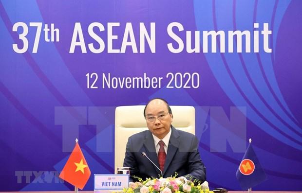 Les medias etrangers saluent la presidence vietnamienne de l'ASEAN hinh anh 1