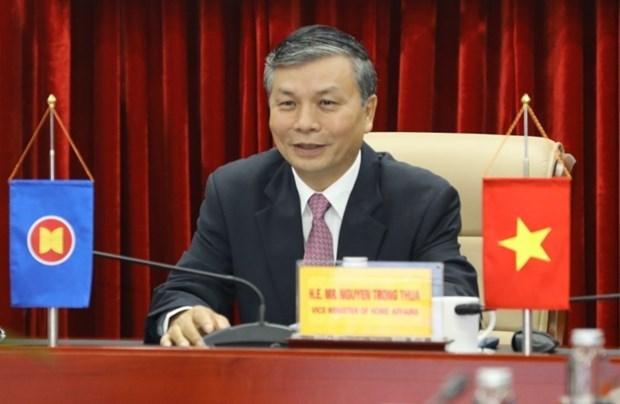 Les chefs de la fonction publique de l'ASEAN boostent leur cooperation hinh anh 1