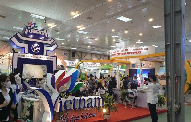 Le Salon international du tourisme du Vietnam 2020 s'ouvre a Hanoi hinh anh 1