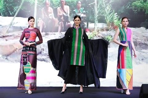 Dak Nong accueillera le 2e Festival de la culture du brocart du Vietnam hinh anh 1